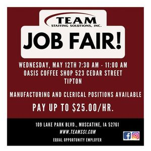 Team Staffing Job Fair