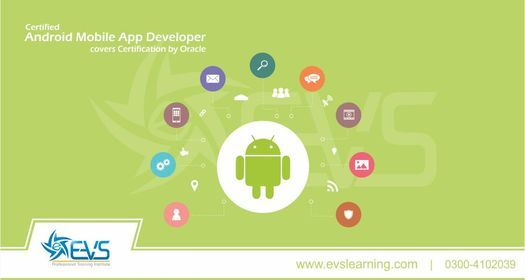 Free Online Seminar on Certified Android Application Developer, 13 March | Event in Lahore | AllEvents.in