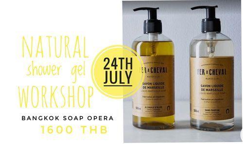 Natural Shower Gel Workshop   Event in Bangkok   AllEvents.in