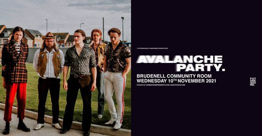 Avalanche Party // Leeds, 11 April | Event in Leeds | AllEvents.in