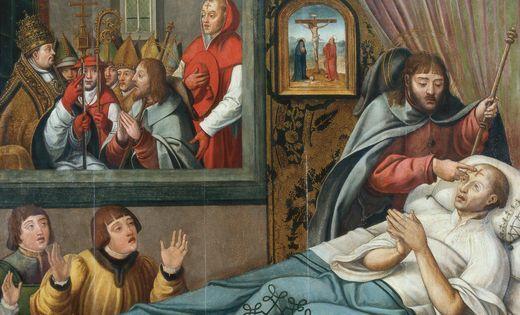 Pandemias e religiosidade | Visita temática ao Museu de São Roque, 12 August | Event in Lisbon | AllEvents.in