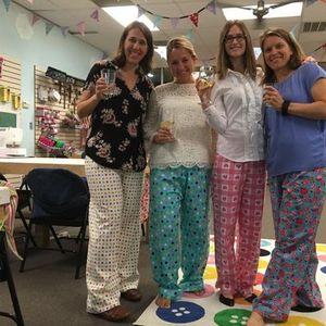 Sew your own pajama pants