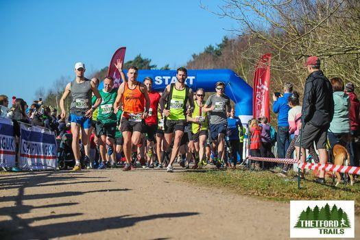 Thetford Trails Half Marathon, 7 March   Event in Norwich   AllEvents.in
