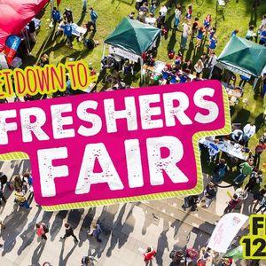 Cardiff Freshers Fair 2021