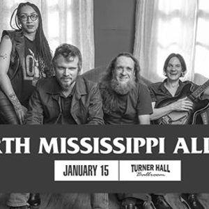 North Mississippi Allstars at Turner Hall Ballroom