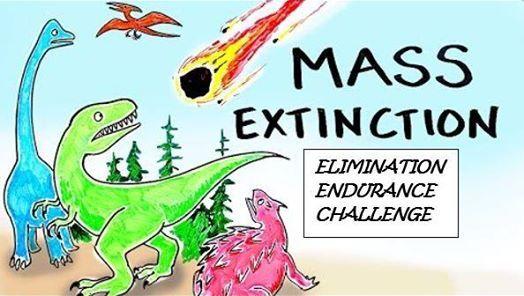 Mass Extinction Race
