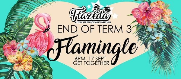 FLAMINGLE - End of Term 3 Party, 17 September   Event in Wee Jasper   AllEvents.in