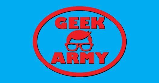 Geek Army at Sloppy Duck