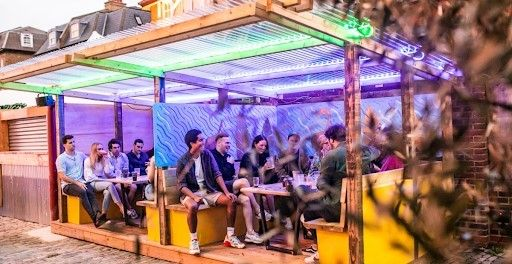 Brixton's Outdoor Party Bar With Live DJs And Street Food | Event in London | AllEvents.in