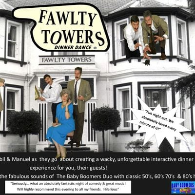 Fawlty Towers Dinner Dance