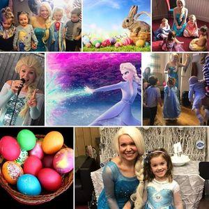 Elsas Easter Egg-stravaganz (Dinner)