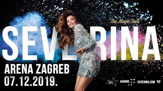 Severina Arena Zagreb Arena Zagreb December 7 2019 Allevents In