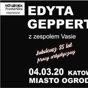 Edyta Geppert - Jubileusz 35 lat pracy artystycznej