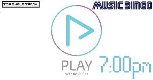 We're Back! Music Bingo at Play Arcade & Bar (Bradenton, FL), 19 January | Event in Bradenton | AllEvents.in