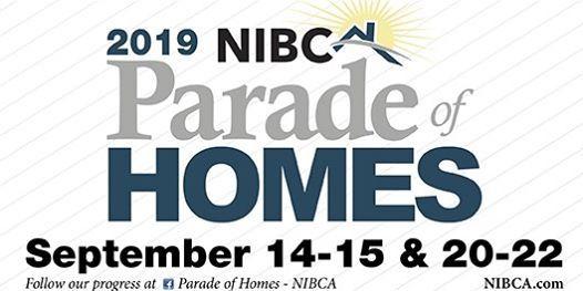 2019 NIBCA Parade Of Homes