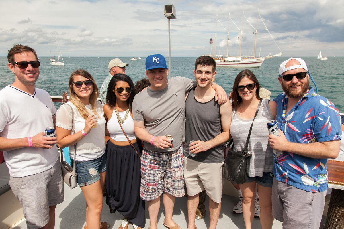 Air And Water Show Chicago 2020.2020 Chicago Air Show Charity Yacht Party At The Valara Vi