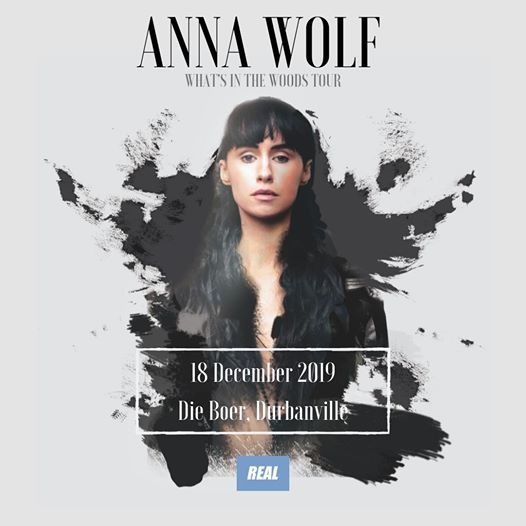 Anna Wolf - Whats In The Woods Tour
