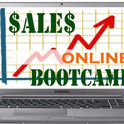 THE SALES BOOTCAMP