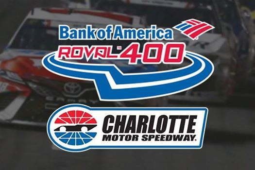 Monster Energy Nascar Cup Series 2019 in Charlotte (Oval 400