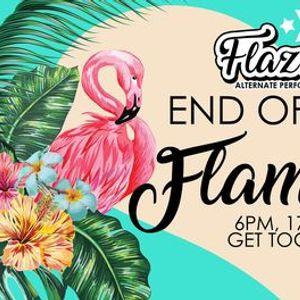 FLAMINGLE - End of Term 3 Party