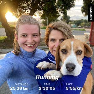 Running for BRAG
