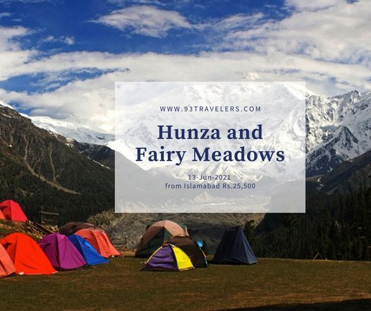 7 Days Tour to Hunza and Fairy Meadows | Event in Islamabad | AllEvents.in