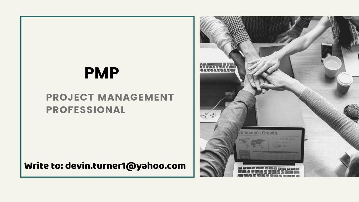 PMP Certification Training in Nelson BC