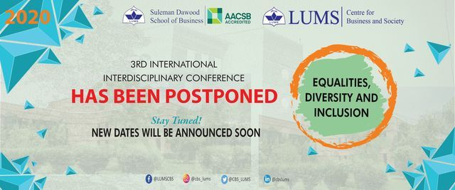 3rd International Interdisciplinary Conference, 17 July | Event in Gujranwala | AllEvents.in