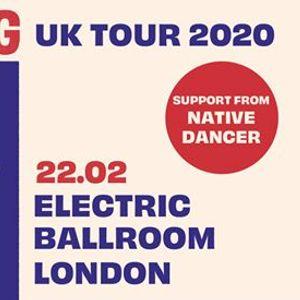 Cory Wong (Vulfpeck)  Native Dancer at Electric Ballroom London