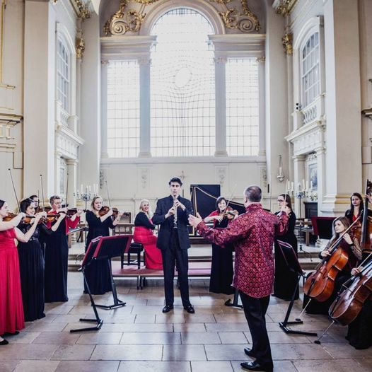 Mozart and Moonlight by Candlelight, 3 February   Event in London   AllEvents.in