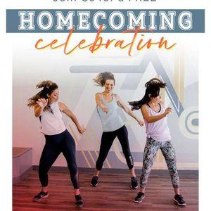 HomecomingTailgating Jazzercise Celebration
