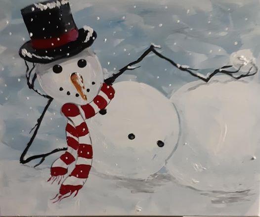 Nelson snowman