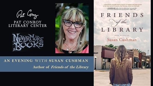 An Evening with Susan Cushman author of Friends of the Library