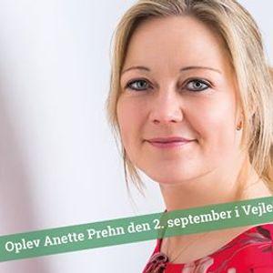 Styrk dit barns livsmod lring og indre ro - Anette Prehn
