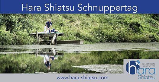 HARA Shiatsu Einfhrungstag