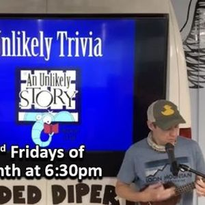 Unlikely Trivia In-Person Advanced Registration Required