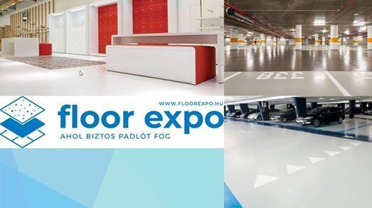 Floor Expo - Egy nap az ipari s kzssgi terek padlirl