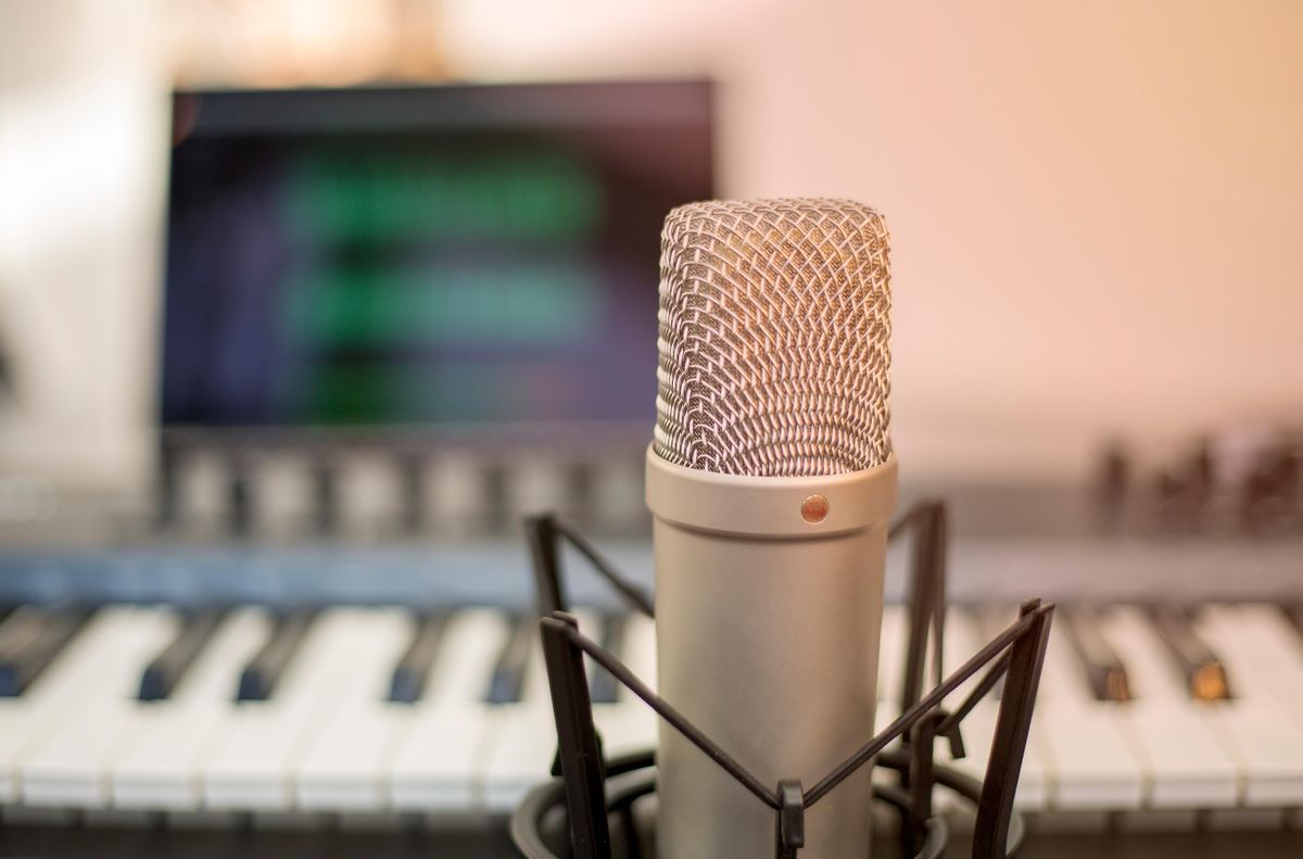 Virtual Seminar: Getting Paid to Talk—An Introduction to Voice Over, 30 September | Online Event | AllEvents.in