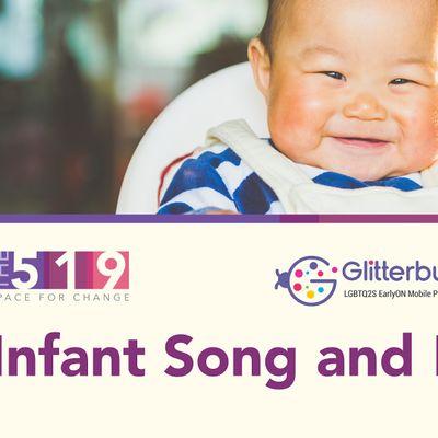 EarlyON Infant Programming (0-18 months)