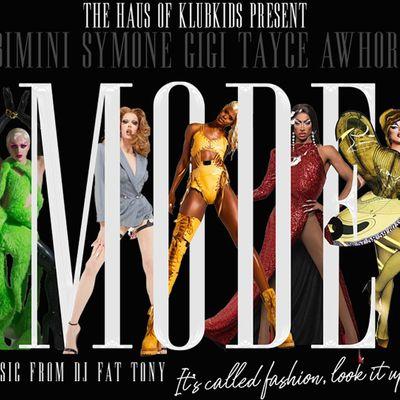 KLUB KIDS AMSTERDAM presents MODE featuring SYMONEGIGI & more (all ages)