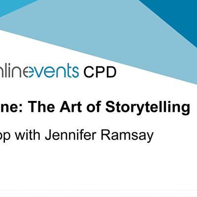 Story Medicine The Art of Storytelling workshop Part 3 - Jennifer Ramsay