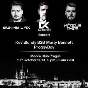 Daniel Kandi at KBGT Presents Anjunafamily Prague Preparty