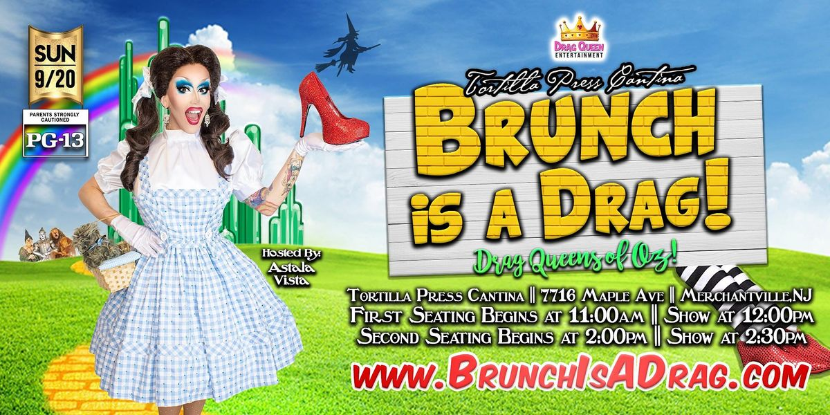 Brunch is a Drag - The Drag Queens of OZ