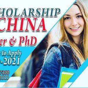 Scholarship In China 2021