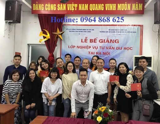 Khai giảng Lớp Bồi dưỡng Nghiệp vụ tư vấn du học   Event in Hanoi   AllEvents.in