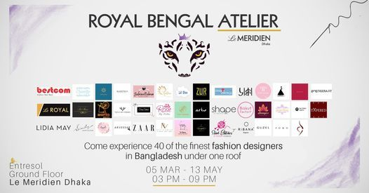 """""""EID SHOPPING"""" @ Royal Bengal Atelier by Le Meridien Dhaka 