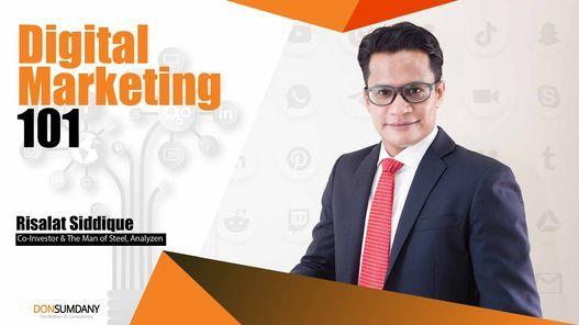Digital Marketing 101   Online Event   AllEvents.in