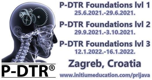 P-DTR Foundations lvl 1, 25 June   Event in Zagreb   AllEvents.in