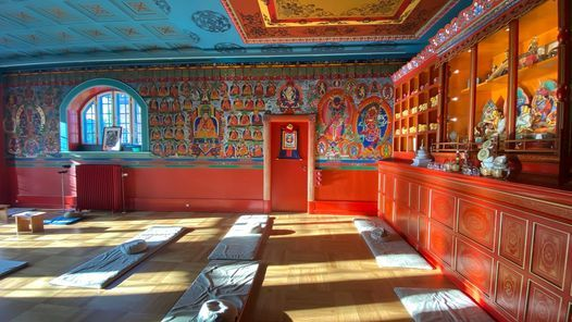 Friday lecture about Buddhism in English | Event in København | AllEvents.in