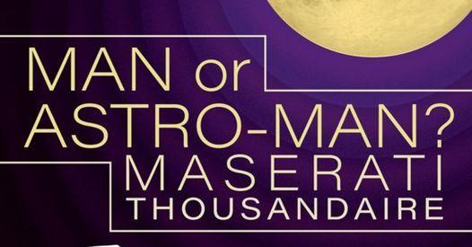 POSTPONED Man or Astro‐Man?, 30 October | Event in Atlanta | AllEvents.in